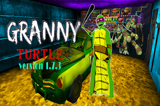 Foto do Scary Granny Turtle V1.7: Horror new game 2019