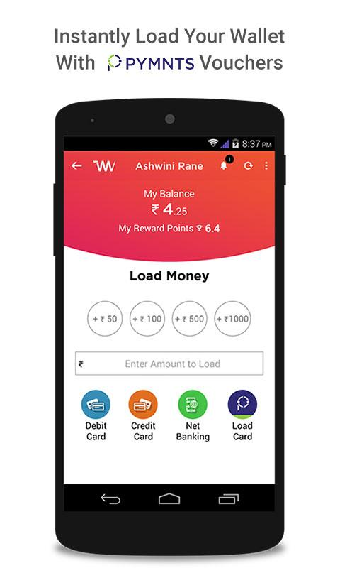themobilewallet- screenshot