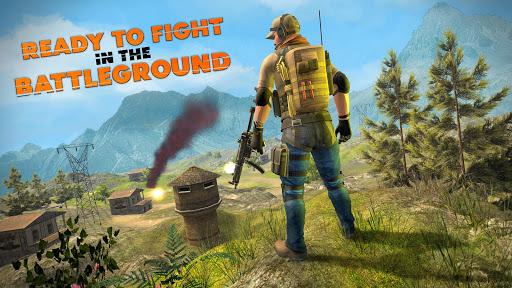 Battleground Fire : Free Shooting Games 2019  captures d'écran 1