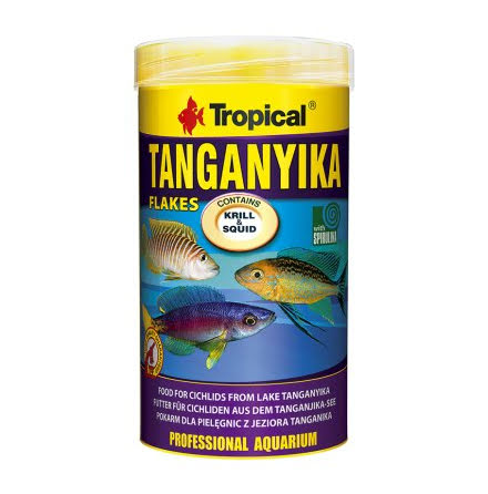 Tropical Tanganyika Flakes 250ml/50g