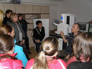 Photo: Elektronový mikroskop 2