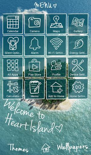 Heart Island Wallpaper 3.0.0 Windows u7528 2