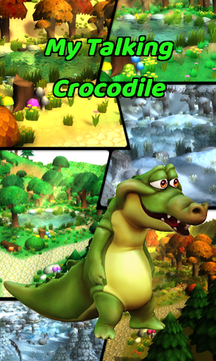 My Talking Crocodile 1.0.9 screenshots 2