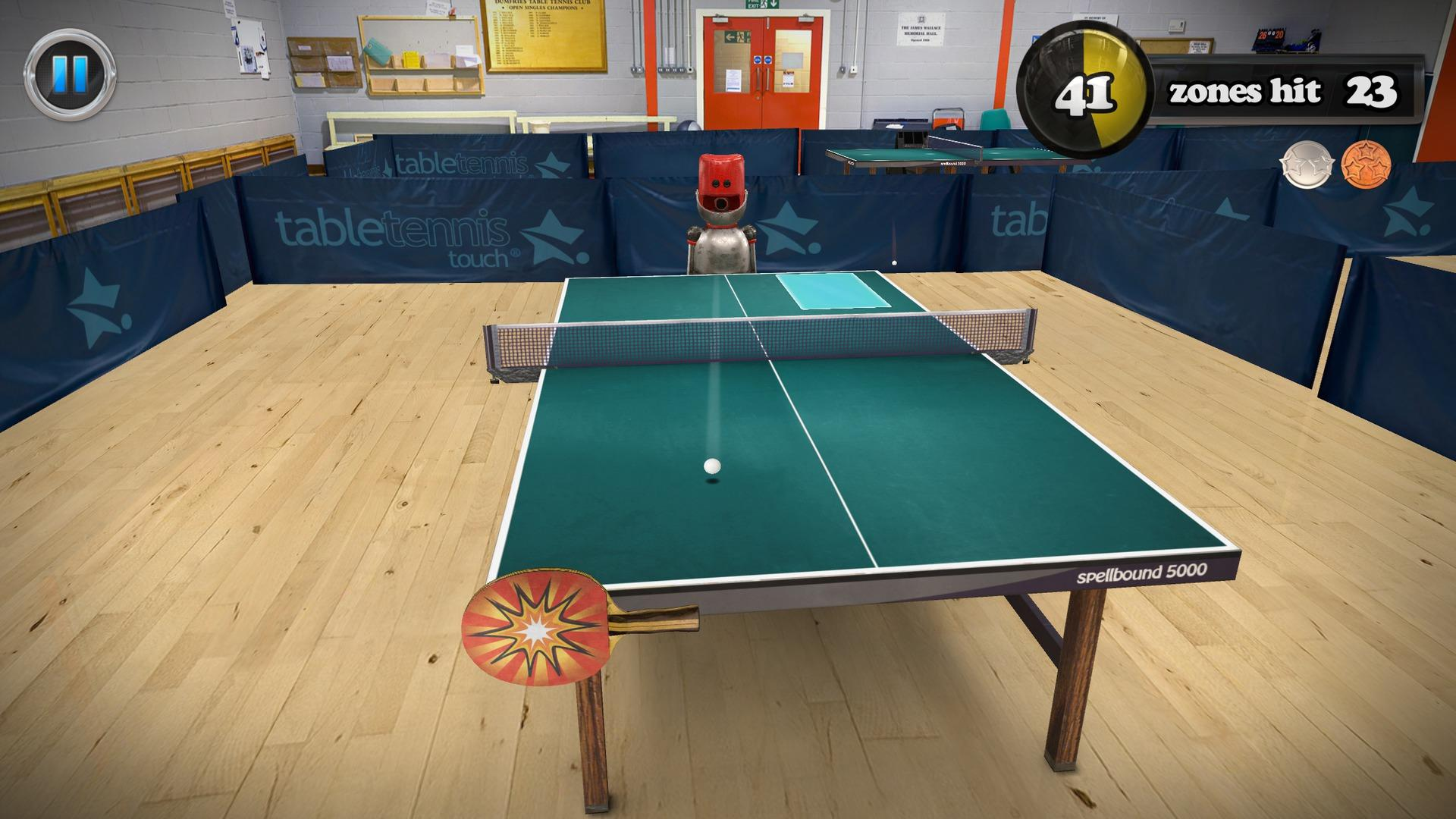 Table Tennis Touch screenshot #5