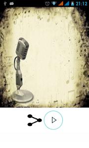 Radio Nostalgia screenshot 1