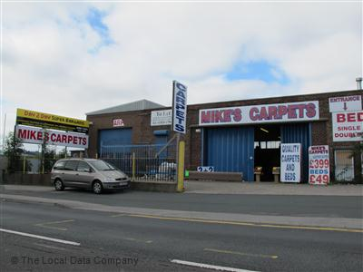 Mike S Carpets On Lupton Avenue