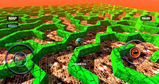 Epic Maze Ball 3D (Labyrinth) screenshots 1