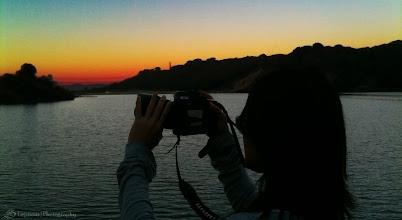 Photo: Photographer at Work @ Stevens Creek Reservoir, Cupertino, CA - http://photo.leptians.net