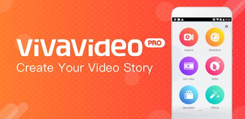 دانلود برنامه VivaVideo PRO Video Editor HD
