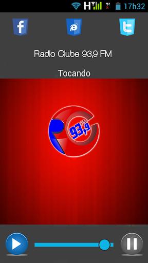 Rádio Clube 93 9 FM