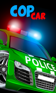 cop car games for free kids screenshot thumbnail