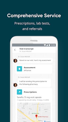 HealthTap — 24/7 Telemedicine screenshot 2