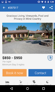 HomeAway VRBO Vacation Rentals- screenshot thumbnail