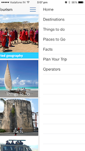 Official Tanzania Tourism- screenshot thumbnail