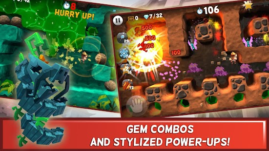 Boulder Dash®-30th Anniversary- screenshot thumbnail