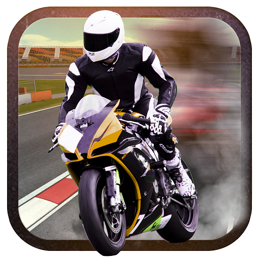 暴力速飛:城市摩托 賽車遊戲 App LOGO-硬是要APP