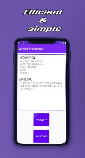 Wireless TV Connector 8.0 screenshots 6
