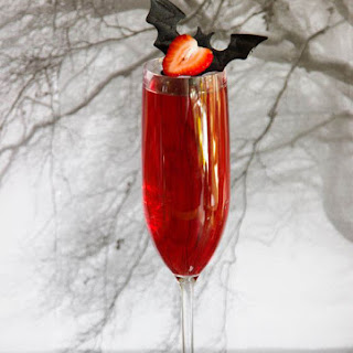 Bat Bite Cocktail | Twilight