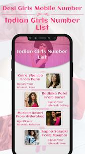 Desi Girls Mobile Number Prank apk Free Download 3