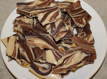 Marble-ous Tiger Bark Recipe