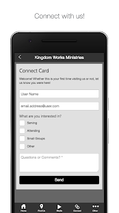 Kingdom Works Ministries - náhled