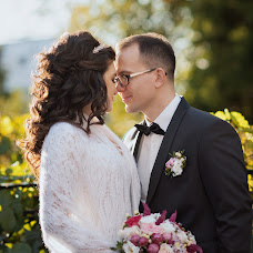 Wedding photographer Irina Shadrina (Shadrina). Photo of 01.10.2018
