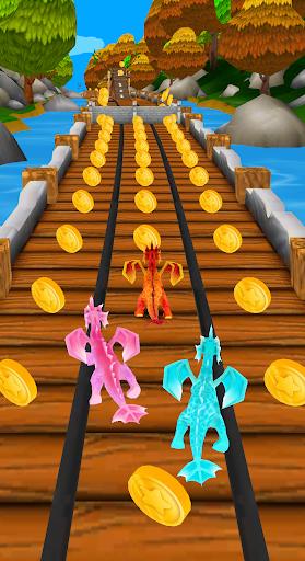 Flying Dragon Run - Dragon World Dino Simulator 1.1.8 screenshots 1