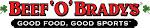 Logo for Beef 'O' Brady's Apopka