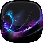 Abstract Live Wallpaper LWP icon
