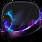Abstrakte Live-Hintergrund icon