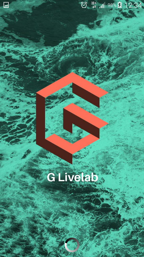 G Livelab- screenshot