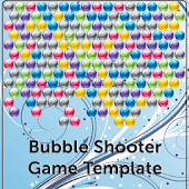 Bubble Shooter Template Demo