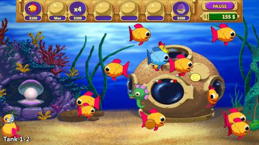Insane Aquarium Deluxe - Feed Fishes! Fight Alien! 5.1 1
