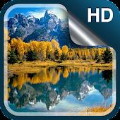 Mountain Lakes Live Wallpaper
