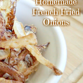 French Fried Onions Recipes