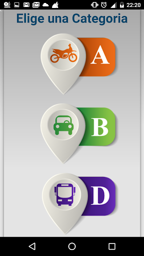 Test de Conducir 0.0.1 screenshots 1