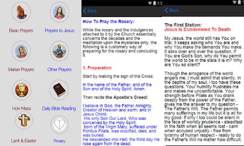 Powerful Prayers: Catholic screenshot 3