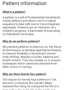 Tae Kwon Do Theory- screenshot thumbnail