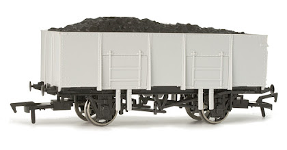 Photo: A009 20 Ton Steel Mineral Wagon