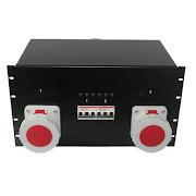 125A3ph Module front