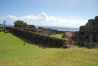 Photo: Fort Delgres - Basse-Terre