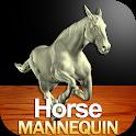 Horse Mannequin icon