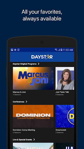 Daystar 5.900.1 screenshots 3