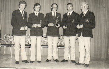 Photo: Irish Spear Fishing Team, Malta '74, North European Championships
