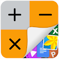 calculator# - Hide pictures and videos (NS Vault) icon