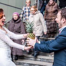 Wedding photographer Lyuba Kostina (LyubovKostina). Photo of 18.01.2015