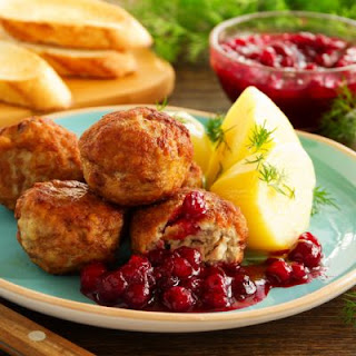 Swedish Meatballs With Cranberry Sauce Recipes
