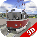 Tram Driver Simulator 2018 Icon