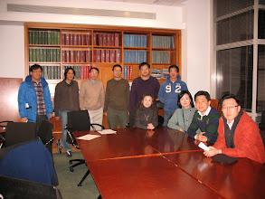Photo: Journal Club at UPenn