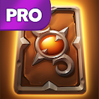 HEROES OF MAGIC-CARD BATTLE PRO icon